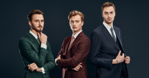 Differences in Men's Suit Styles: Part 1